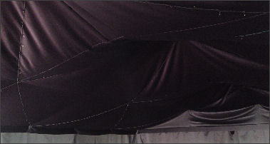 blackout marquee linings & Blackout marquee roof linings