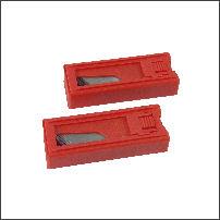 Marquee carpet blades