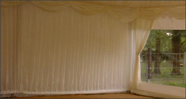ivory wall linings