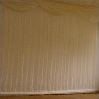 Ivory wall linings