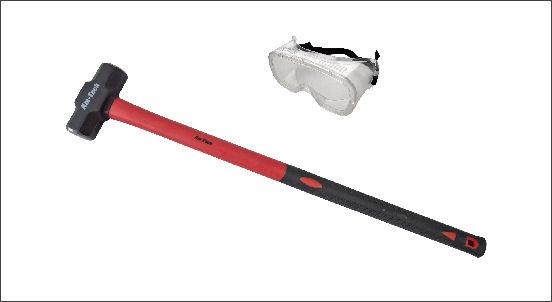 sledgehammer goggles