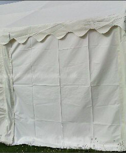 4m premium DIY Marquee PVC Covers